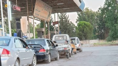 Photo of Drivers unhappy with royalties at government checkpoints in Syria's Hama