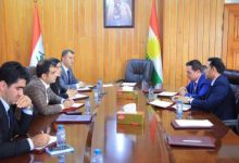 Photo of We sign agreements with press institutions in northeast Syria: KRG journalists' representative
