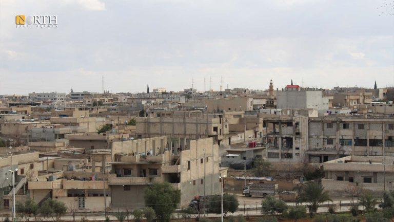 The city of Tabqa – North Press