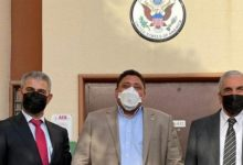 Photo of US deputy envoy meets with Syria's ENKS