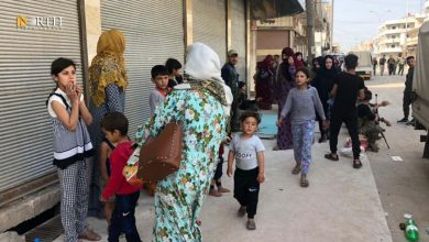 Photo of Internal Security Forces evacuate civilians from al-Tai, Syria's Qamishli amid clashes