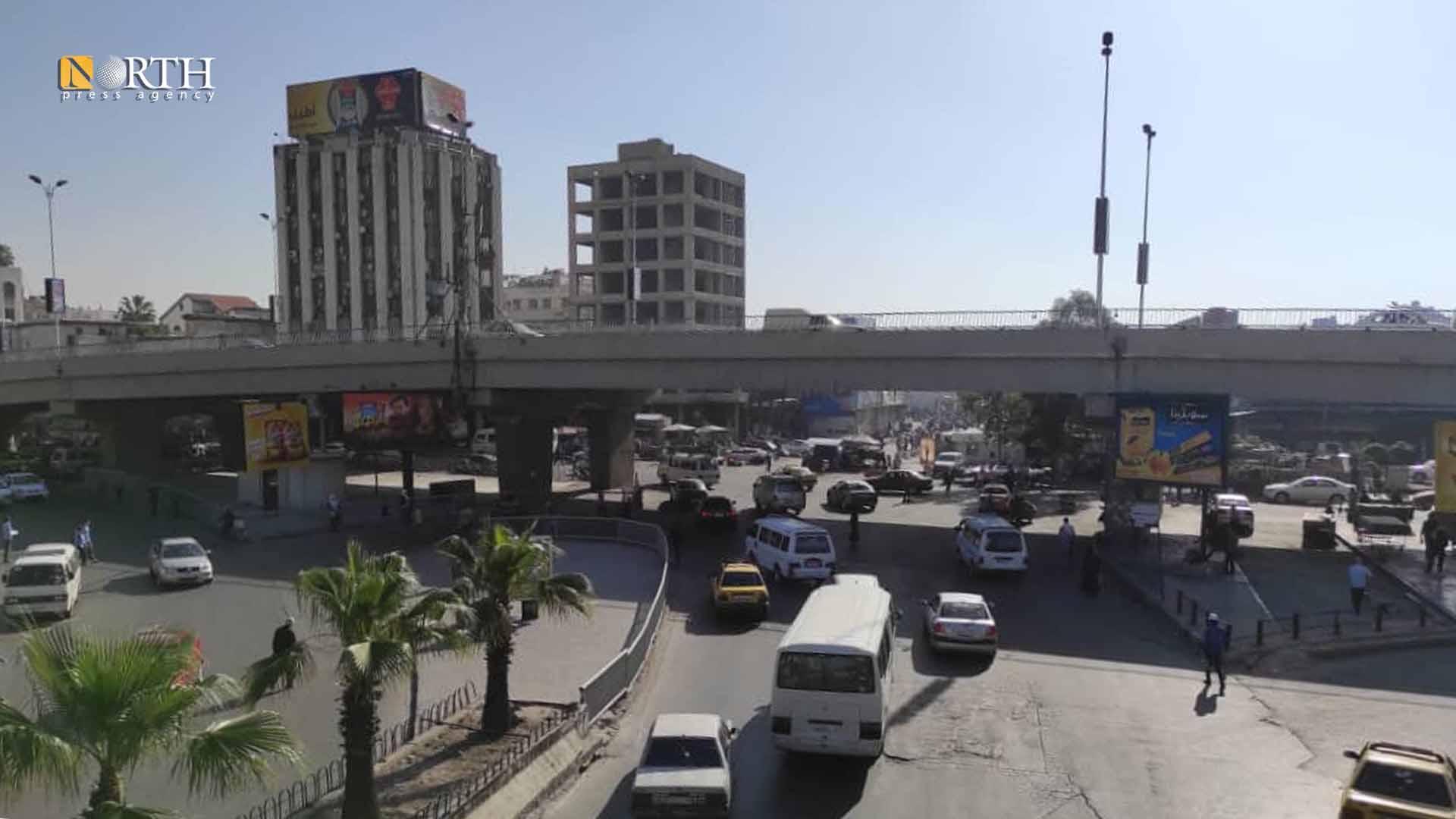 Al-Thawra Street in Damascus – North Press