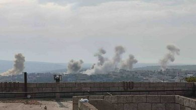 Photo of Government forces bombard opposition sites in Syria's northwest