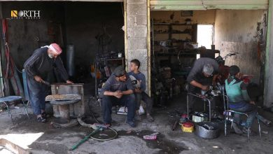 Photo of Industry declines in Syria's Hasakah due to Turkey's seizure of water