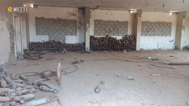 Photo of Local organization removes 2,000 mines in Syria's Deir ez-Zor