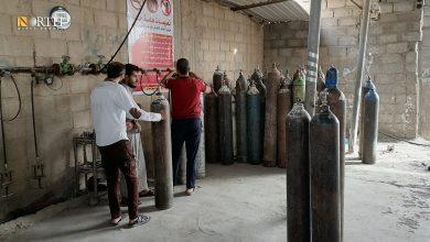 Photo of Oxygen plant re-opens in Syria's Deir ez-Zor