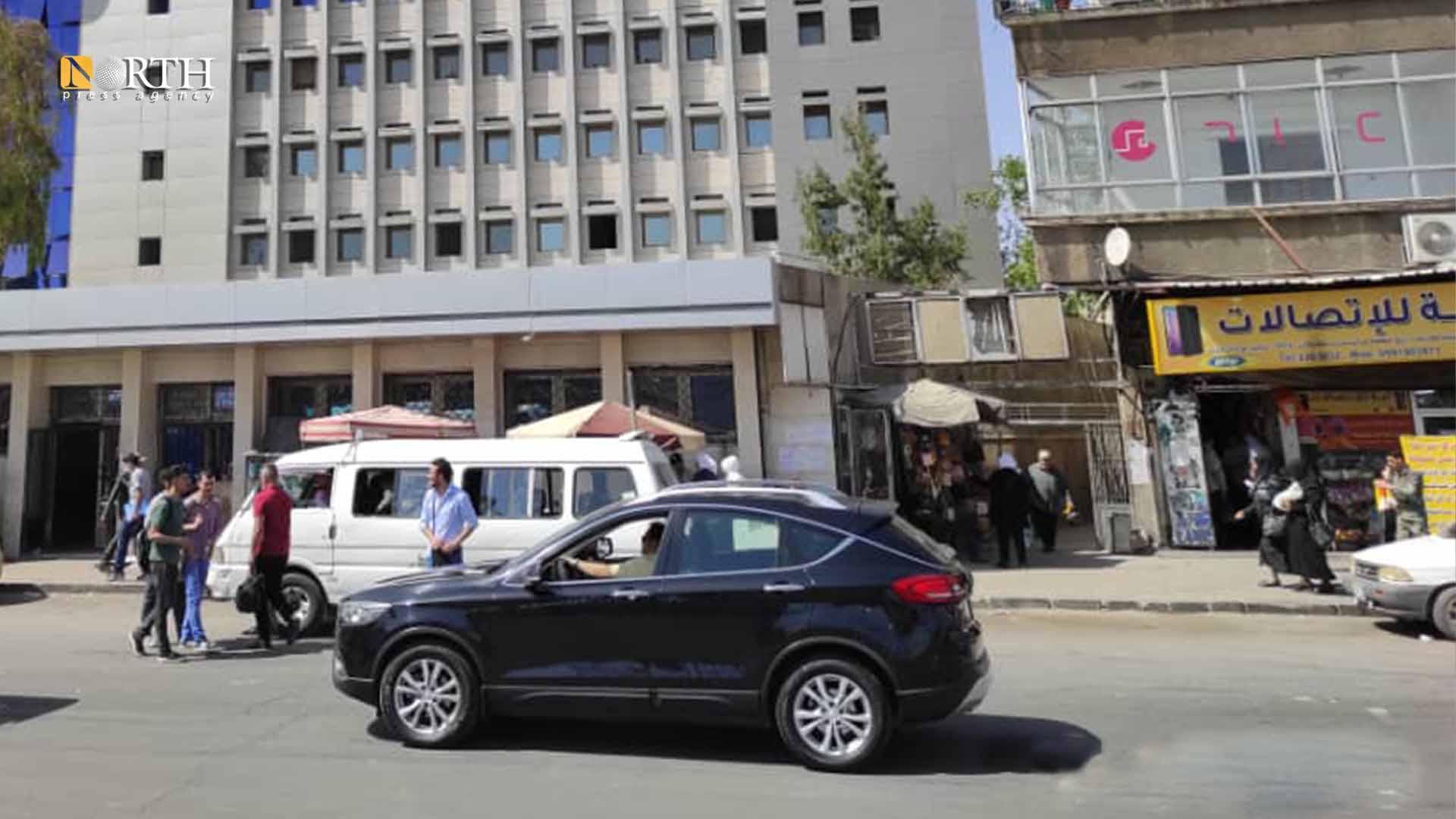 Maternity Hospital in Baramkeh, Damascus – North Press