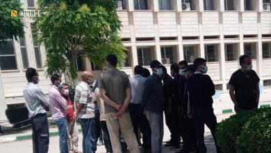 Photo of Doctors strike in Serekaniye, accusing pro-Turkey groups of stealing their salaries.