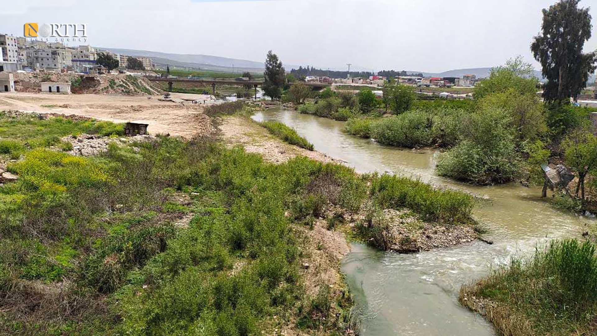 The city of Afrin, northwest Syria – North Press