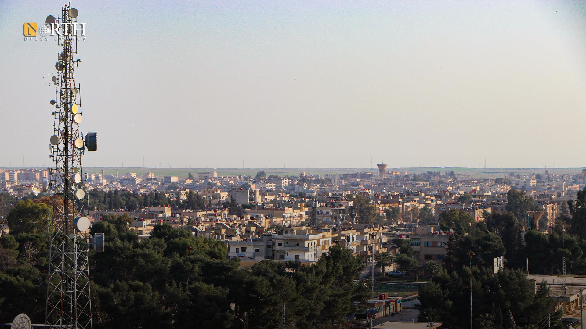 The city of Hasakah – North Press/archive