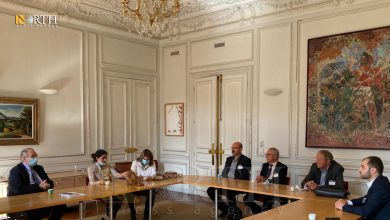 Photo of Syria's AANES calls for participation in political process in France speech