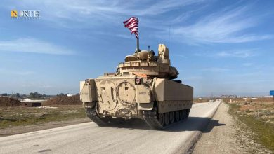 Photo of Three American, two Russian patrols conducted in Syria's Derik in week