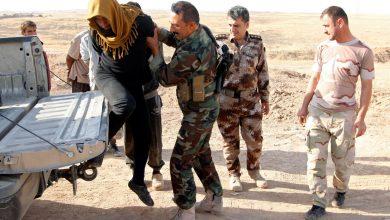 Photo of Security forces arrest ISIS members in Iraqi Diyala, al-Anbar