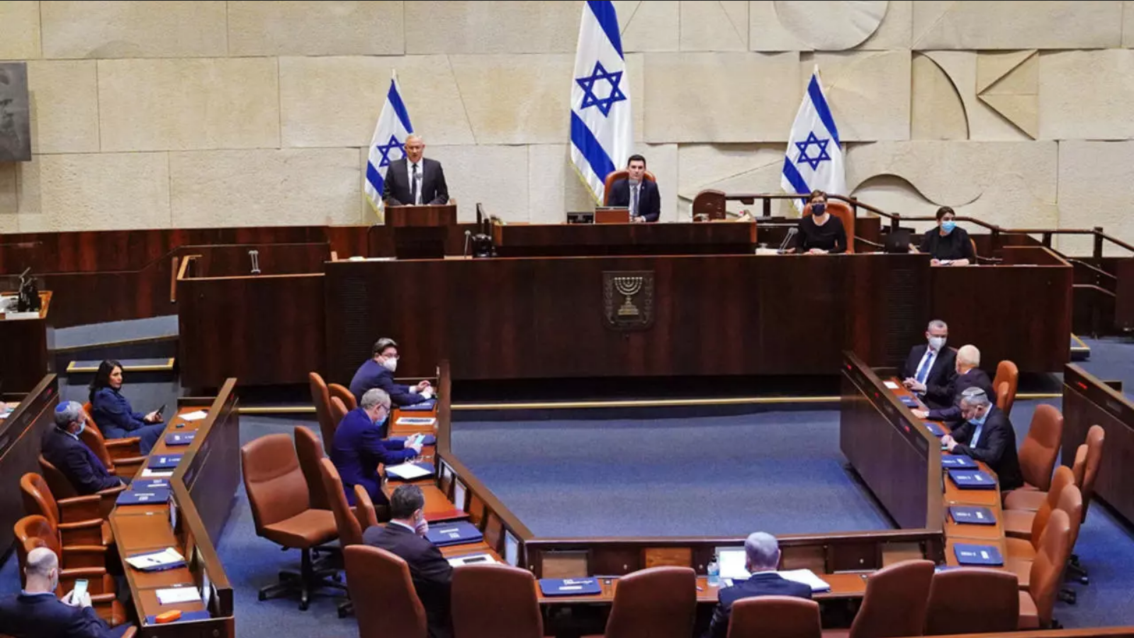 Meeting of the Israeli government