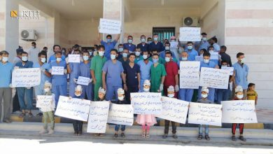Photo of Residents of Syria's Hajin call on Global Coalition for support