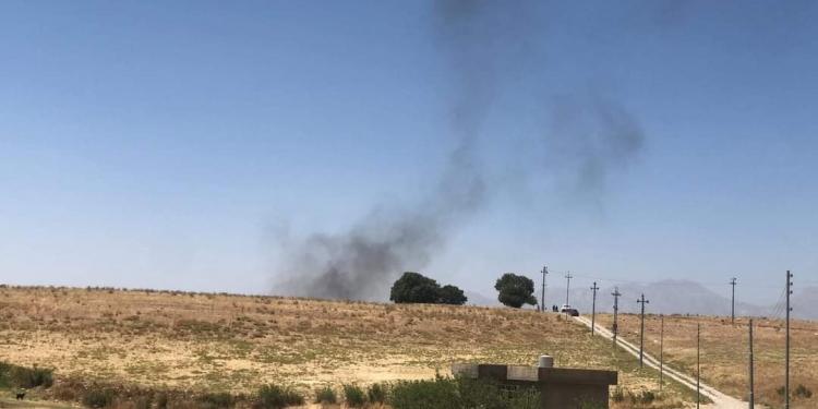 Turkish strike on Helsho District – Roj News