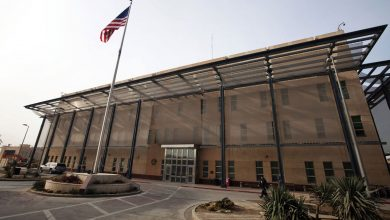 Photo of Two rockets target US Embassy in Baghdad