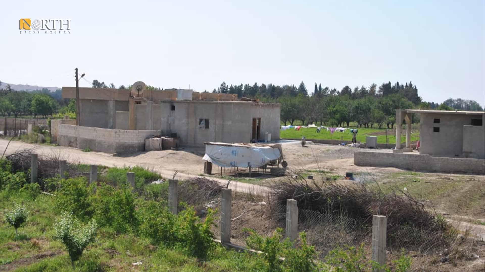 Al-Tabni town in the western countryside of Deir ez-Zor – North Press