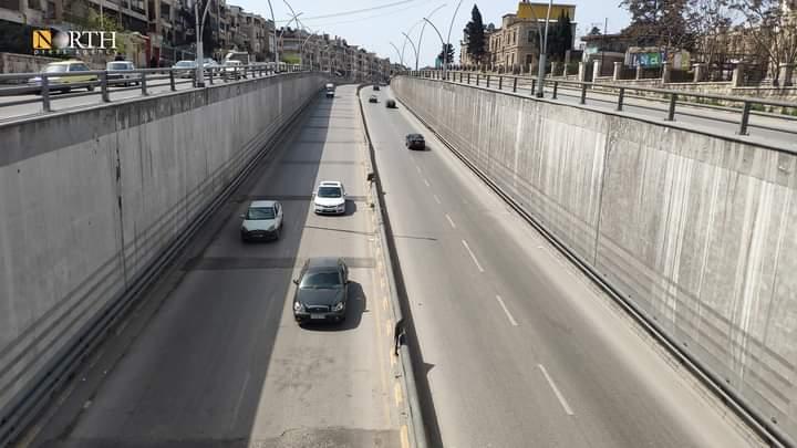Aleppo city, north Syria-North Press