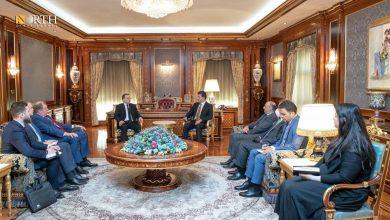 Photo of Kurdistan Region's President discusses Syria with Russian ambassador
