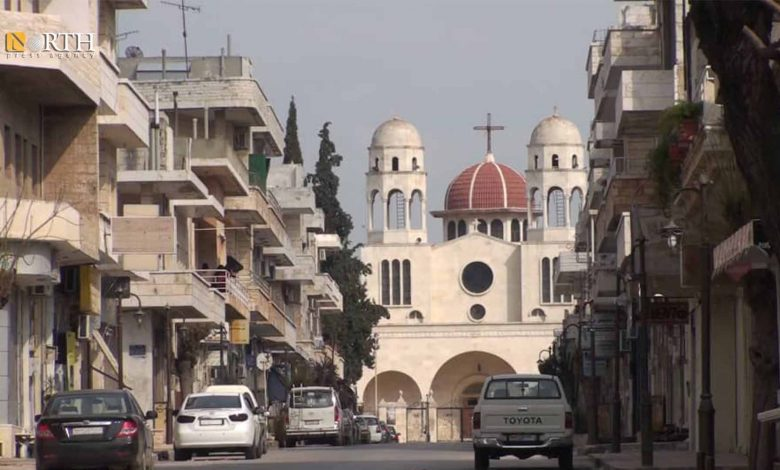 Photo of Christian population of Syria's Aleppo dwindles amid war, crises