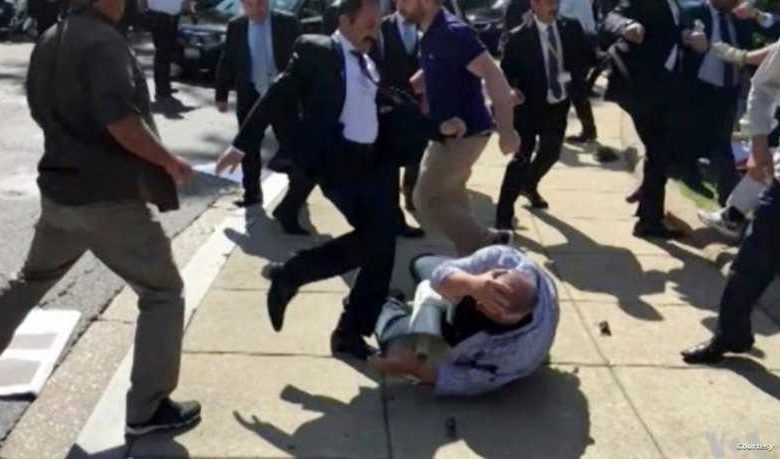 Photo of US court to move forward on Erdogan's bodyguards attack on demonstrators