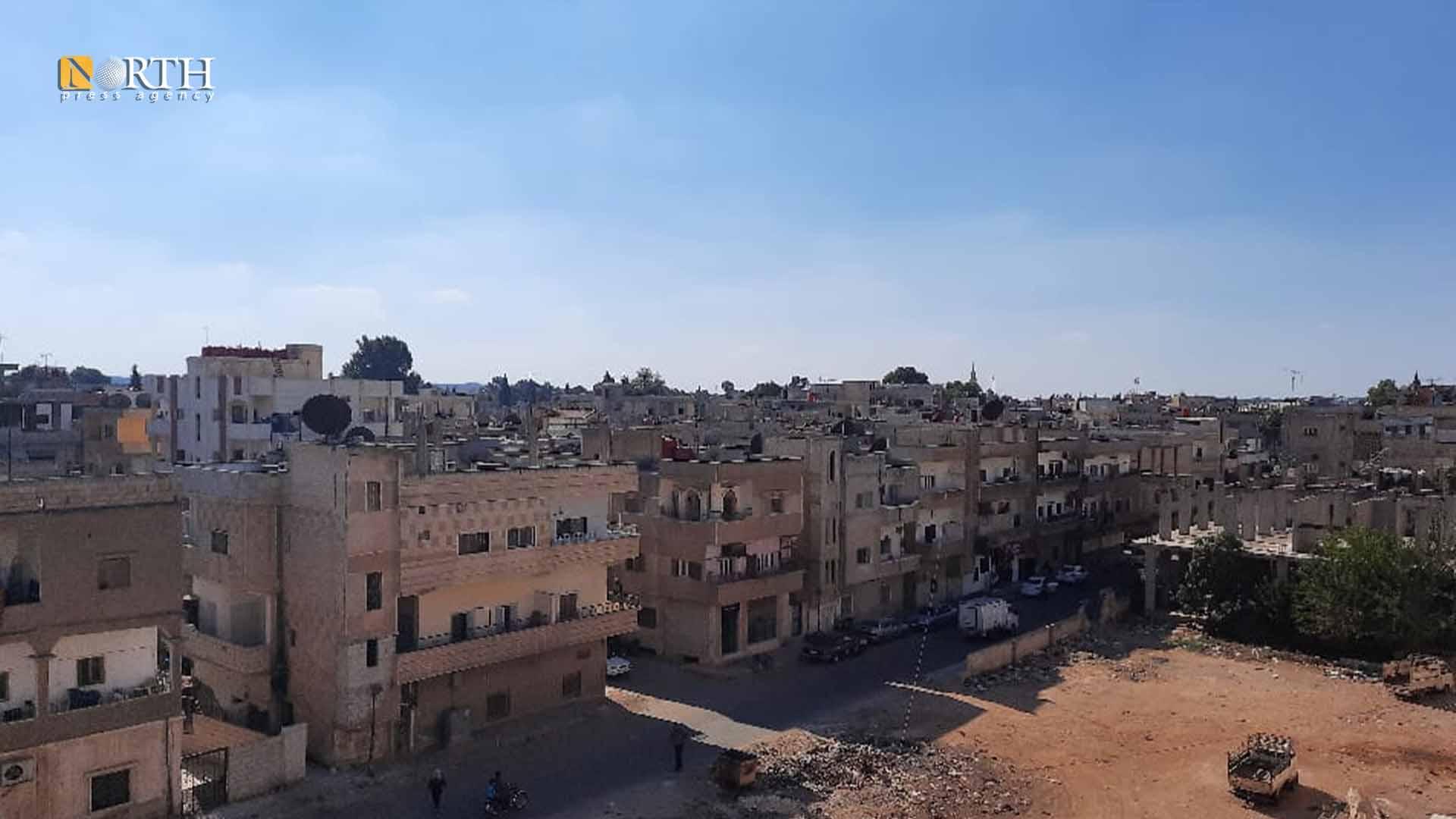 The city of Daraa al-Balad – North Press, archive
