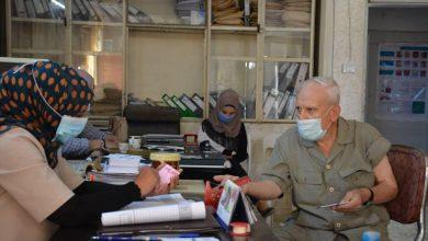 Photo of 630 people in Syria's Derik receive coronavirus vaccine