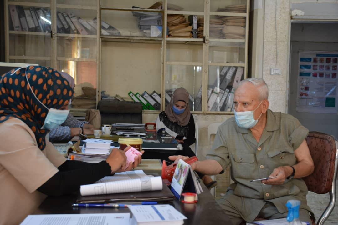 Vaccination campaign against coronavirus in Derik – North Press.