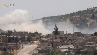 Photo of New bombardment by government forces in Syria's northwest