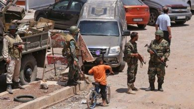 Photo of Government forces besiege Jassim city in Syria's Daraa