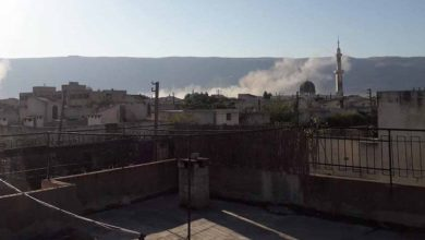 Photo of Shelling renews between government forces, Turkish-backed factions in Syria's northwest