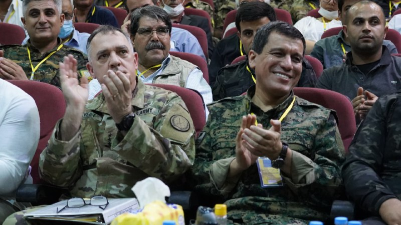 Hasakah – The annual meeting of military councils of the Syrian Democratic Forces – North Press