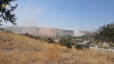 Photo of Government forces target opposition sites in northwest Syria