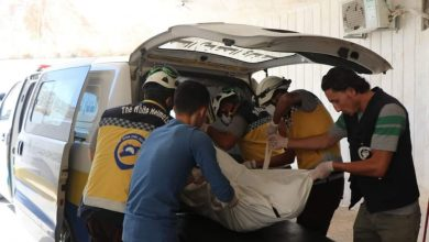 Photo of Explosion kills and injures civilians in Syria's northwest