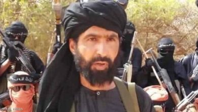 Photo of Islamic State leader in Sahara killed