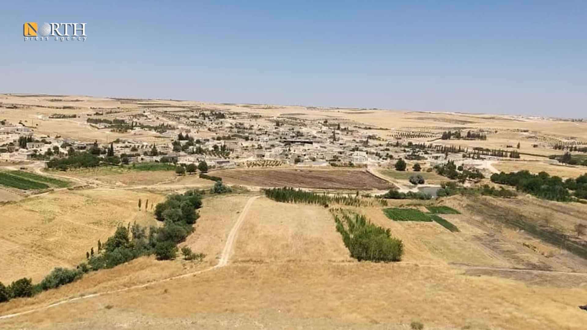 Al-Sayada village in Manbij countryside – North Press