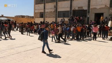 Photo of Displaced students from Syria's Afrin four years without schoolbooks