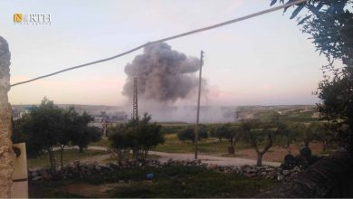 Photo of Russian jets bomb Turkish-backed factions in Syria's Aleppo countryside