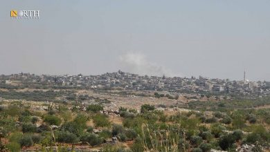 Photo of Opposition factions bombard Syrian government forces in northwest Syria