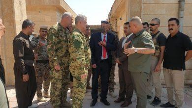 Photo of Hungarian delegation meets Peshmerga leaders in KRG's Garmyan