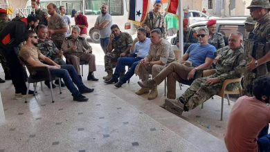 Photo of Central Committee in Syria's Daraa publishes terms of agreement