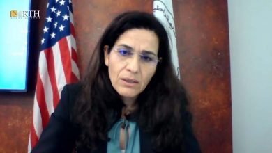 Photo of Ilham Ahmad uncovers SDC policy in Washington Institute
