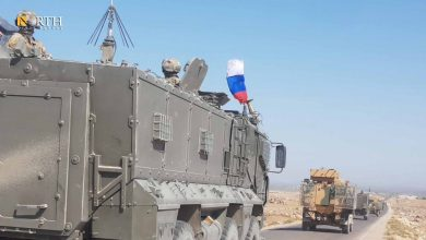 Photo of Russian-Turkish joint patrol conducted in Syria's east Kobani