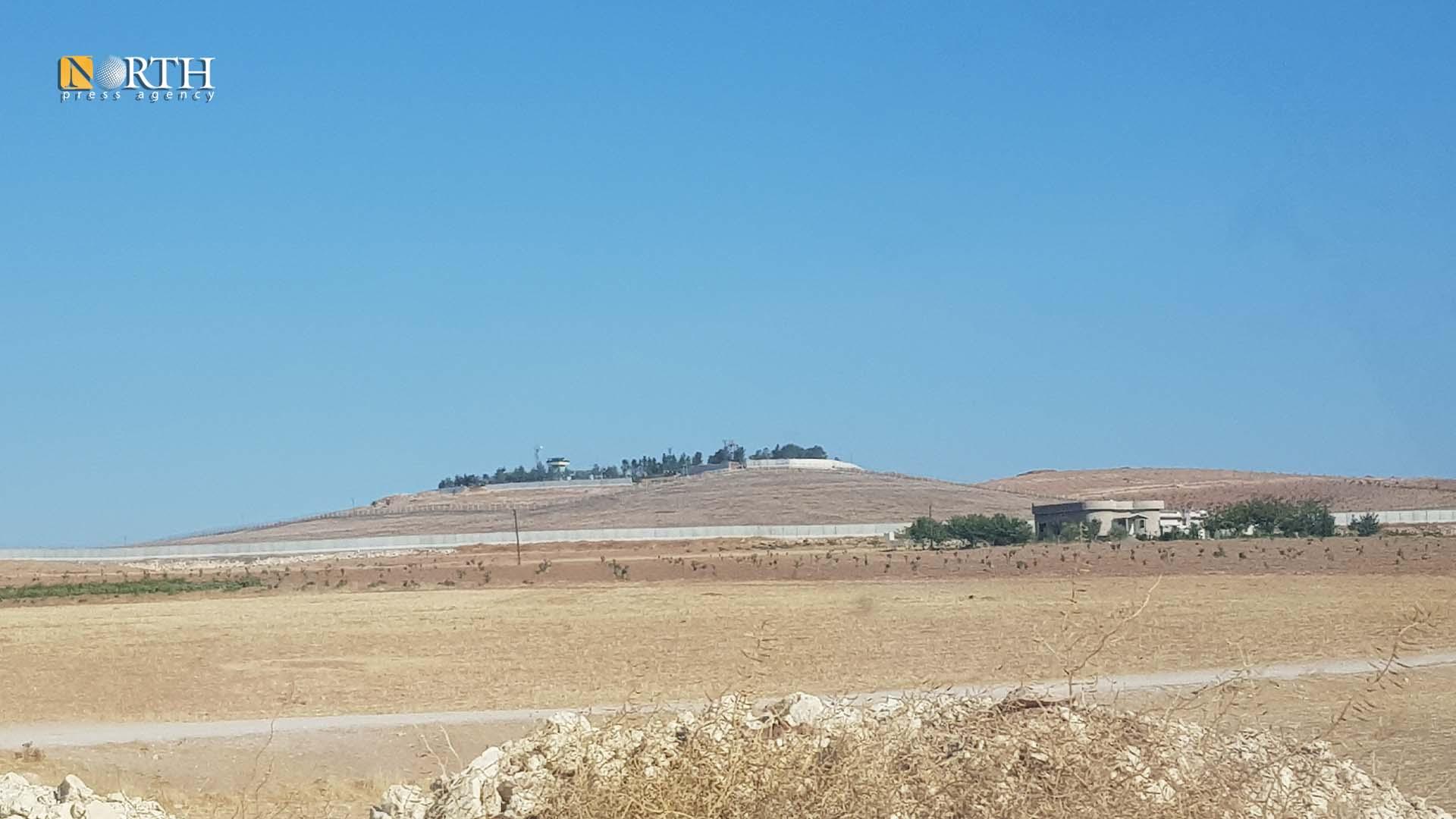 Seftek village in Kobani countryside, north Syria – North Press