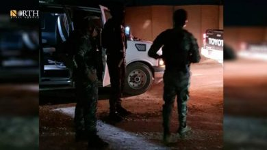 Photo of SDF arrests 20 accused of sabotage in Syria's Tabqa