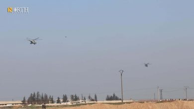 Photo of Turkish bombing targets Russian helicopters northern Syria's Hasakah