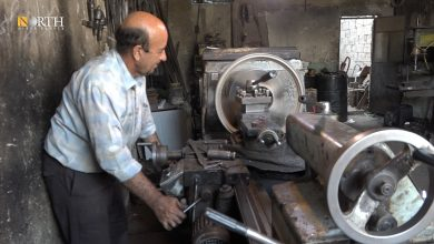 Photo of Syria's Manbij a destination for industry