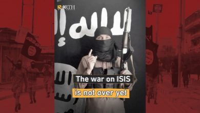 Photo of The fight against ISIS is not over