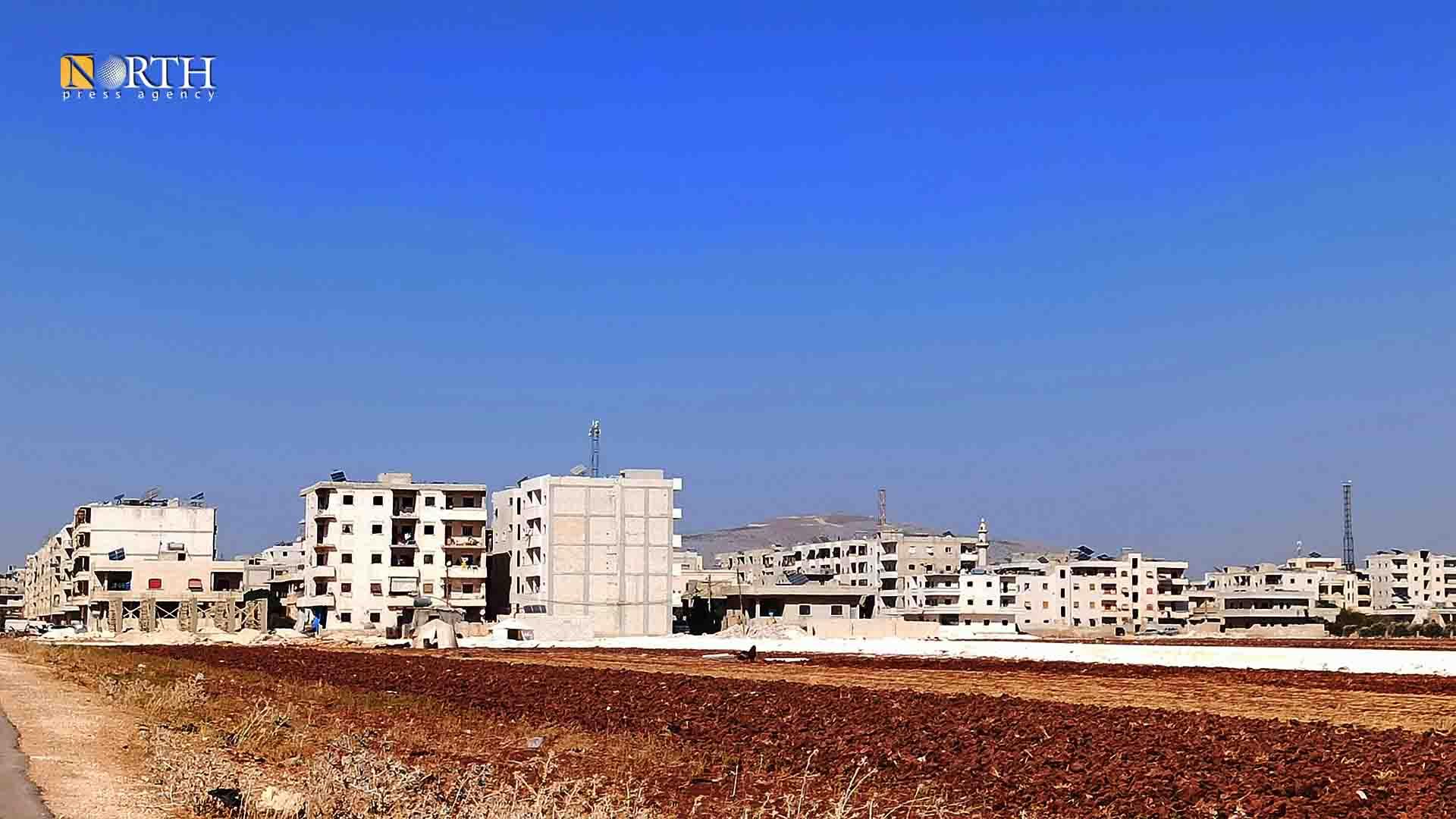 the city of al-Dana, north of Idlib – North Press/archive